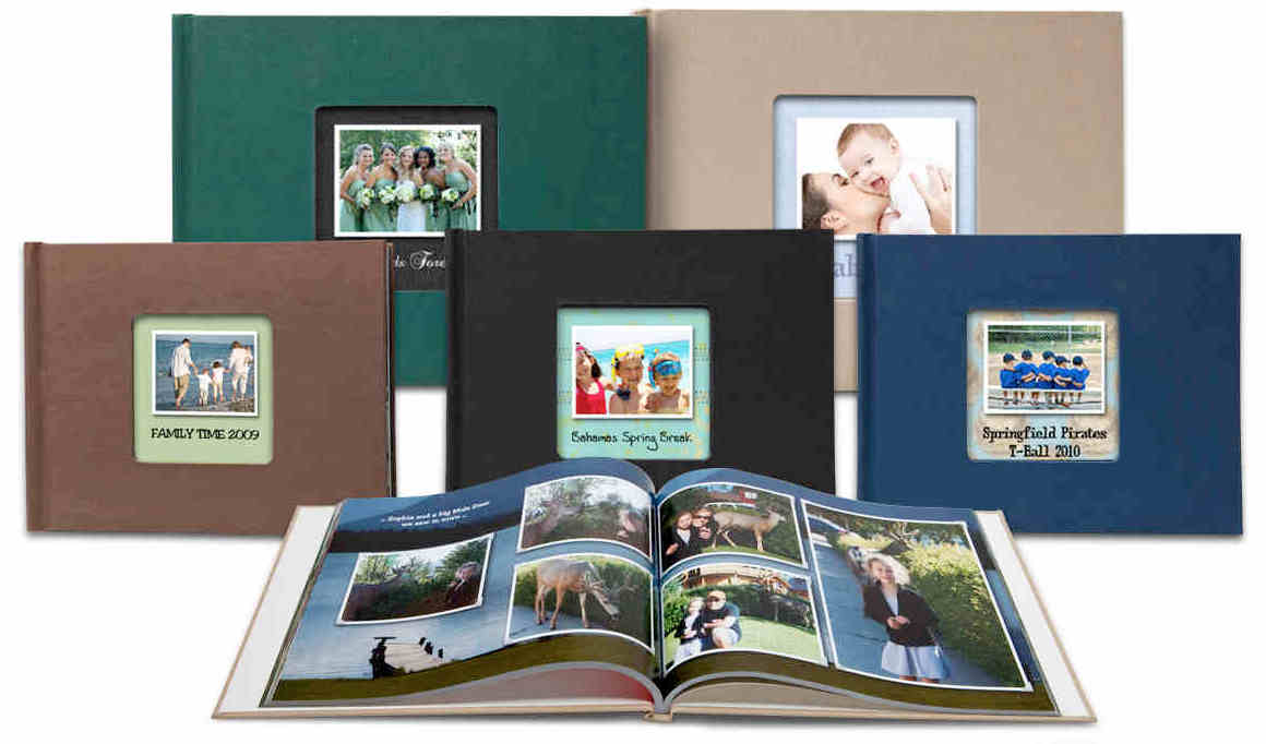 how to put together your first photobook