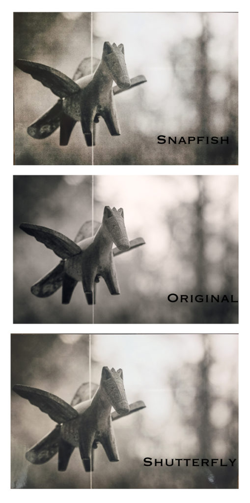 snapfish vs shutterfly for high iso image