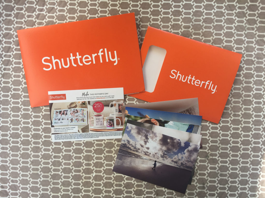 shutterfly packaging review